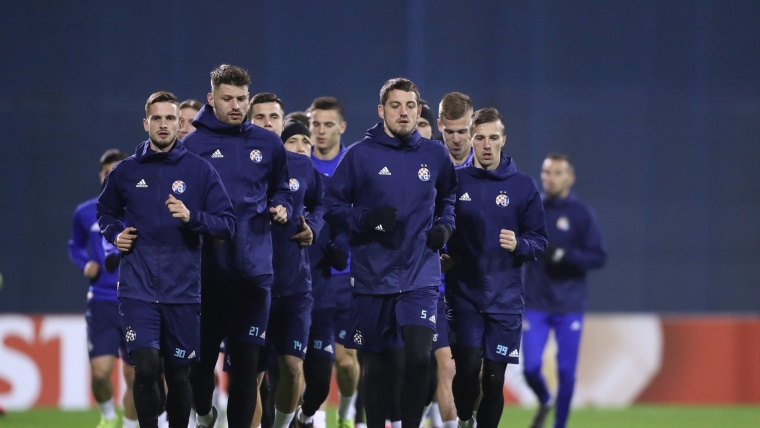 Dinamo Zagreb (Photo: Igor Kralj/PIXSELL)