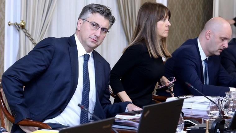 Andrej Plenkovic  (Foto:  Patrik Macek / PIXSELL)