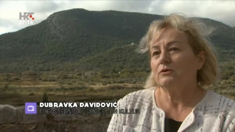 Dubravka Davidović (Photo: HRT)