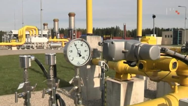 The government of the Republic of Srpska blocked connection with the Croatian natural gas network. (Photo: HRT)