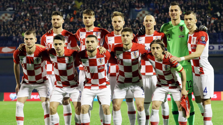 Croatian national football team (Photo: Jurica Galoic/PIXSELL)