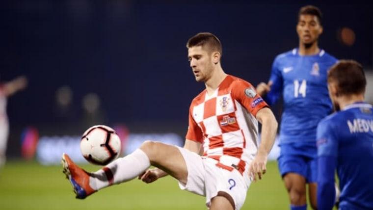Torschütze Andrej Kramarić (Foto: Marko Prpić/PIXSELL)
