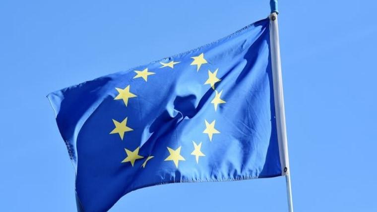 DIe EU-Flagge (Foto: HRT)