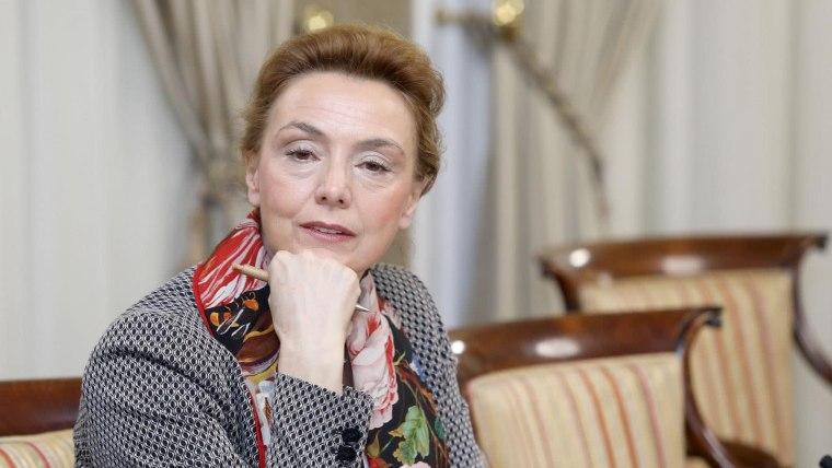 Außenministerin Marija Pejčinović Burić (Foto: Patrik Macek/PIXSELL)