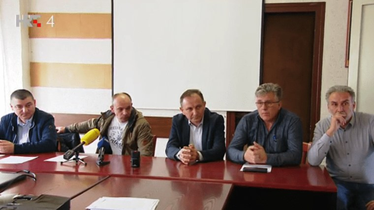 Union representatives don't believe any judge will adopt a decision on bankruptcy for Ukljanik unless they are told to do so by a member of the government. (Photo: HRT)
