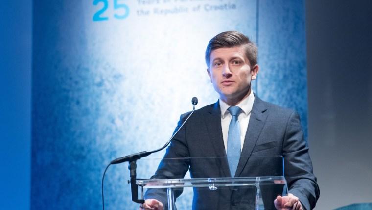 Zdravko Marić (Photo: Davor Puklavec/PIXSELL)