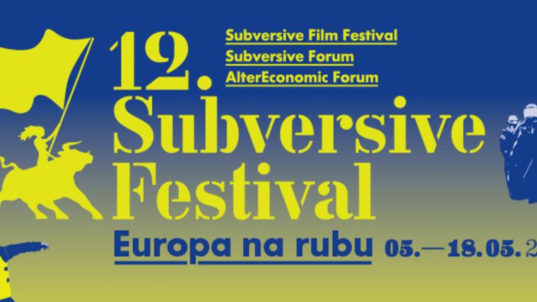 12. Subversive Festival in Zagreb (Foto: facebook Subversive Festival)