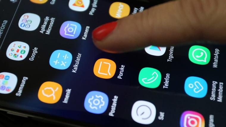 El caso SMS continúa generando polémica (Foto: Kristina Stedul Fabac/PIXSELL)