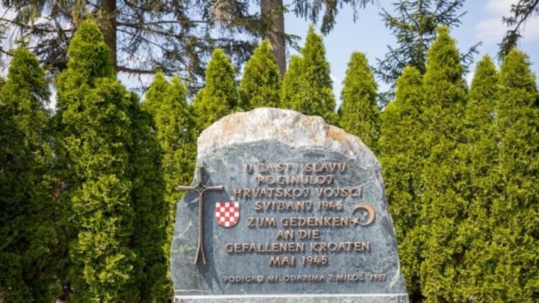 Spomenik poginulima u Bleiburgu (foto: EXPA / PIXSELL)