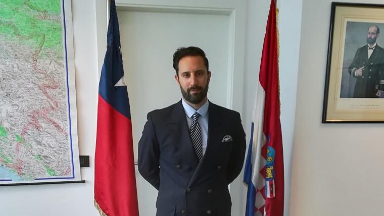 Maximiliano Jara (Foto: David Rey - Glas Hrvatske)