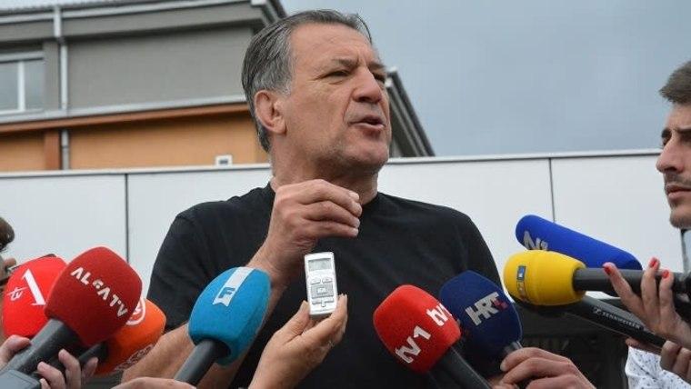 Zdravko Mamić (Photo: Ivica Galović/PIXSELL)