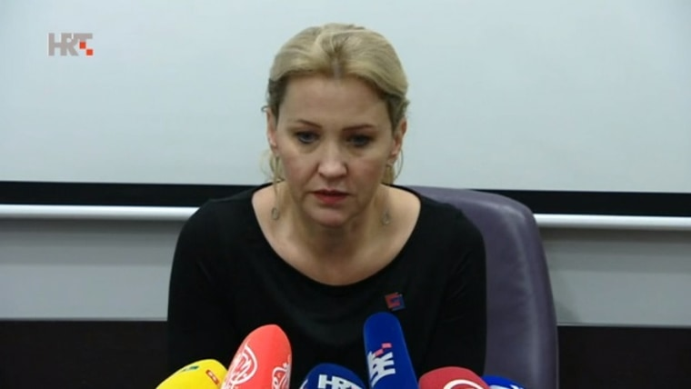 Nataša Novaković. (Foto: HRT.hr)