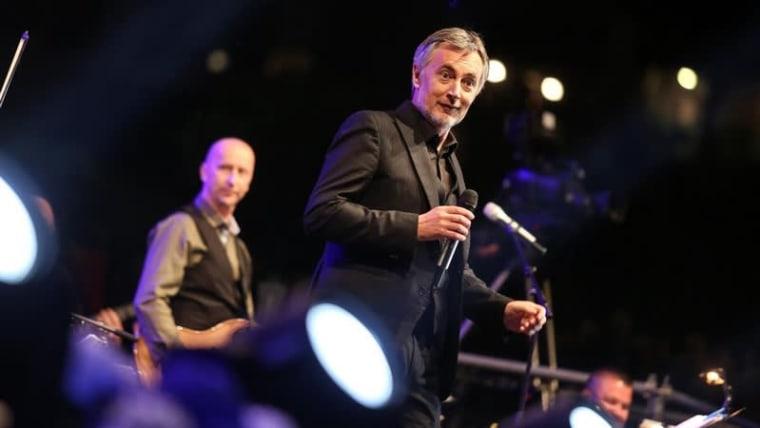 Miroslav Škoro performing in Zagreb on May 31, 2019 (Photo: Marin Tironi/PIXSELL)
