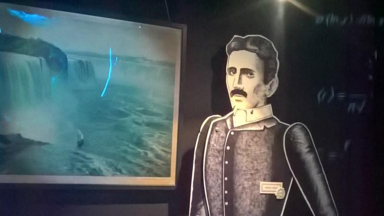 "Izložba ""Nikola Tesla - Mind from the future"" u Budimpešti ( Foto: Andrija Pavleković)"
