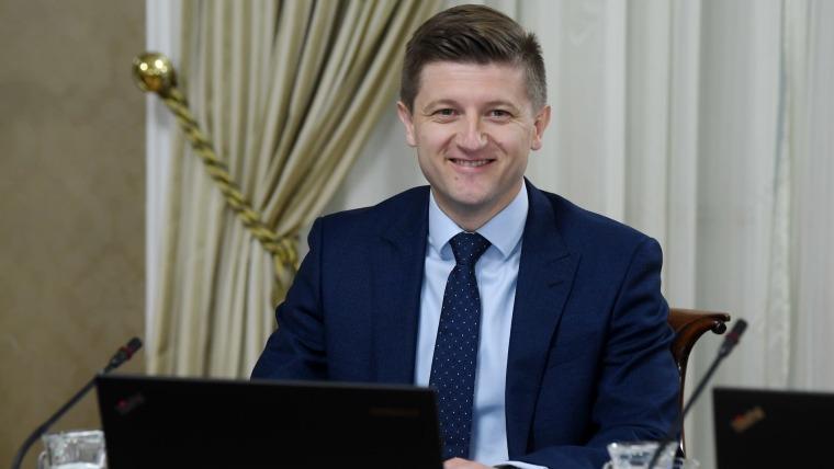 Finanzminister Zdravko Marić (Foto: Marko Lukunic / PIXSELL)