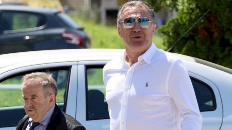 Former Dinamo director Zdravko Mamić (Photo: STR-2222/PIXSELL)