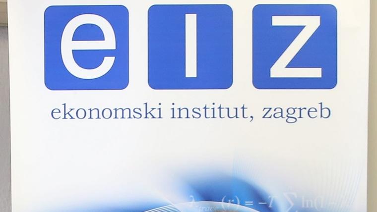 Zagreb Economic Institute (Photo: Jurica Galoic/PIXSELL)
