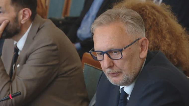 Innenminister Davor Božinović (Foto: HRT)