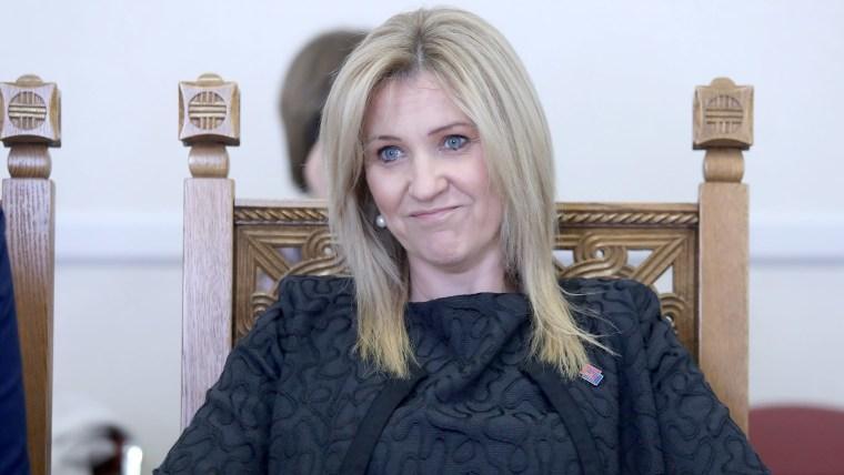 Conflict of Interest Commission chair Nataša Novaković (Photo: Patrik Macek/PIXSELL)