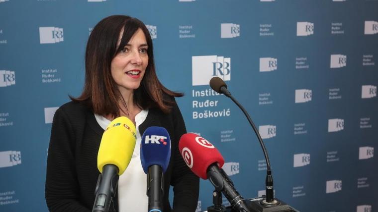 Bildungsministerin Blaženka Divjak, (Foto:Robert Anić/Pixsell)