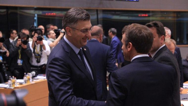 Andrej Plenković (Photo: Tomislav Krasnec/PIXSELL)
