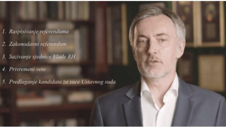 Ausschnitt aus dem offiziellen Facebook Video (Foto: Screenshot HRT)