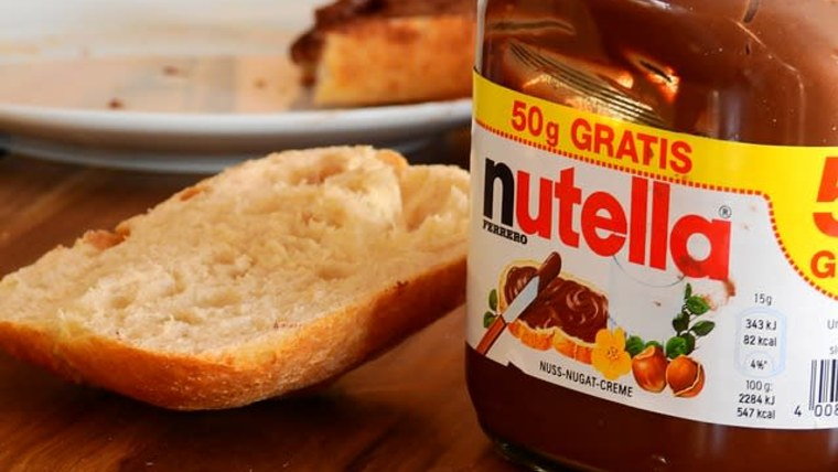 Nutella (Photo: Bruno Glatsch/Pixabay)