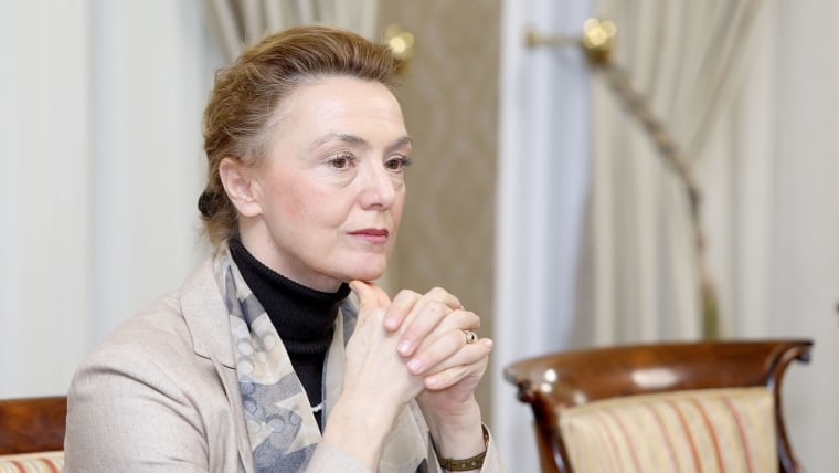 Marija Pejčinović Burić (Photo: Patrik Macek/PIXSELL)