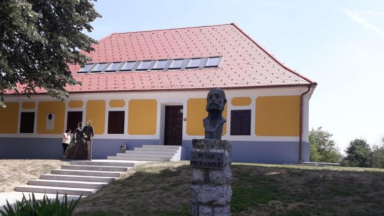 Casa de Petar Preradović (Foto: A.Tomicic/T. Sikic, HRT)