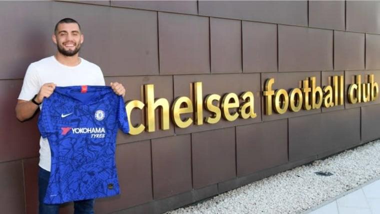 Der kroatische Nationalspieler Mateo Kovačić(Screenshot: Chelsea)