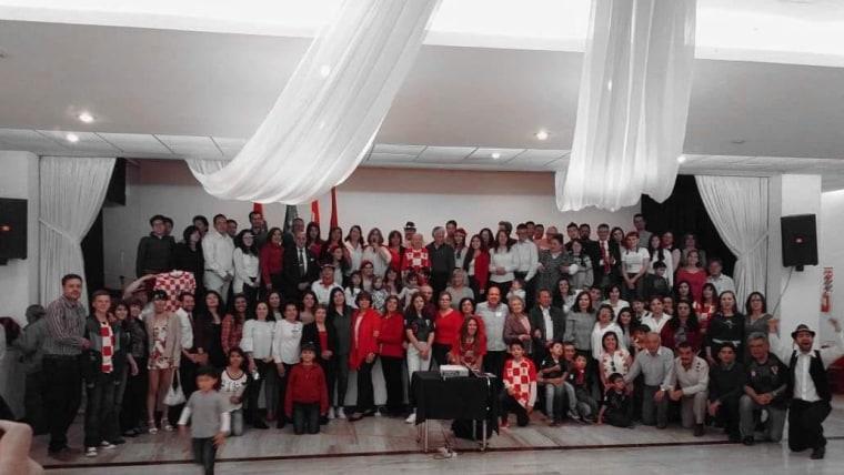 La Paz celebra el Día Nacional de Croacia (Foto: screenshot)