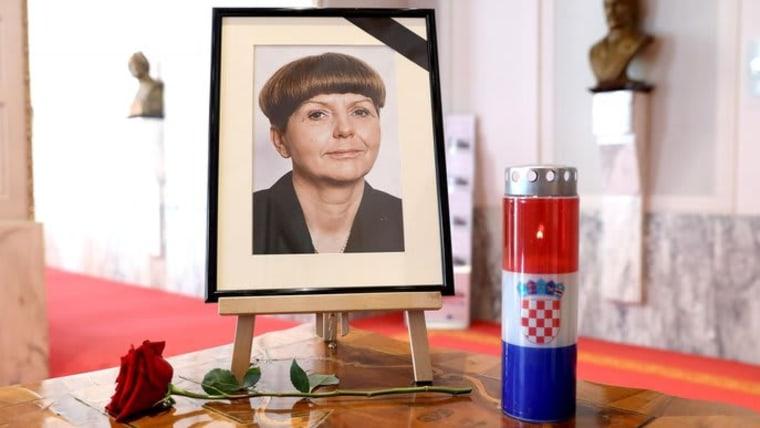 Dorica Nikolić (Foto: Patrik Macek/PIXSELL)
