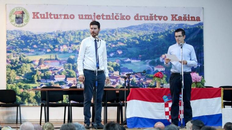 Ivan Pernar und Branimir Bunjac (Foto: Igor Kralj / PIXSELL)