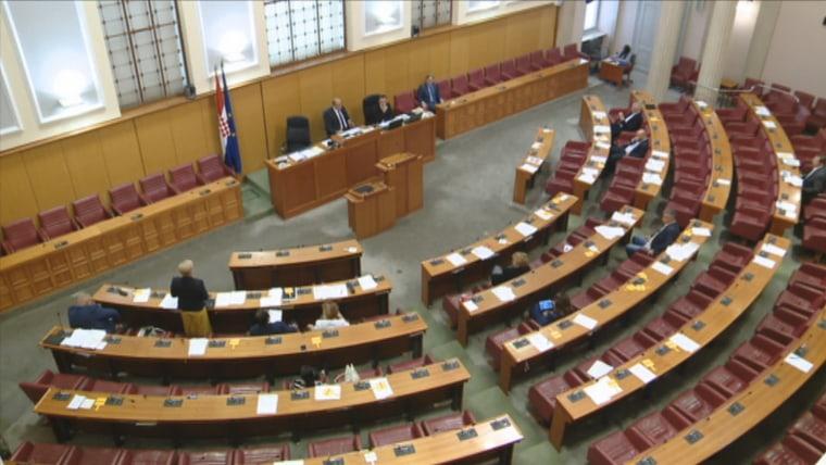 Parlamento  ( Foto: HRT)