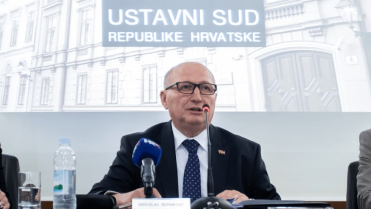 Miroslav Šeparović (Photo: Davor Puklavec/PIXSELL)