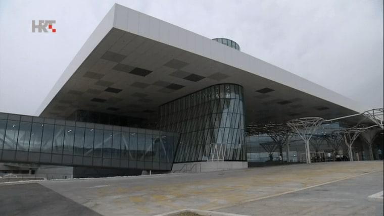 Renovado aeropuerto de Split (Foto: HRT)