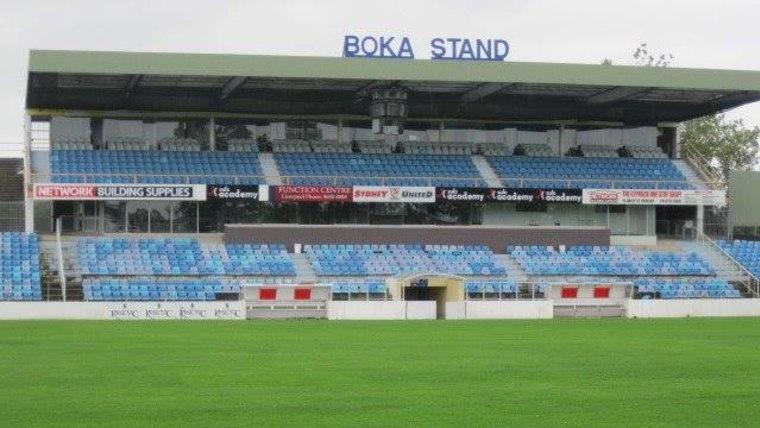 Sydney Croatia stadion (Foto: Damir Posavac/Glas Hrvatske)
