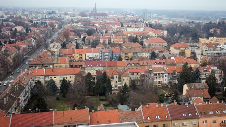 Ciudad de Osijek (Foto:Davor Javorovic/PIXSELL)