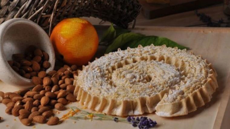 Gotova Rabska torta iz Pekarnice slastica Vilma (Foto: Pekarnica slastica Vilma/ screenshot)