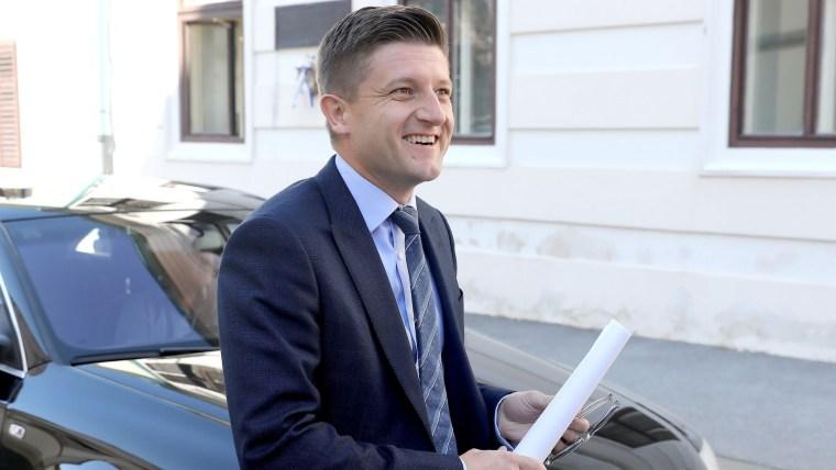 Deputy Prime Minister and Finance Minister Zdravko Marić (Photo: Patrik Macek/PIXSELL)