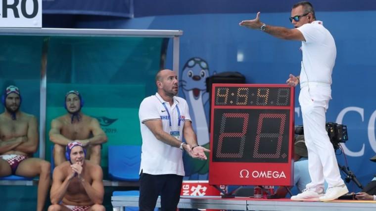 Croatian national team coach Ivica Tucak (Photo: REUTERS/Antonio Bronić)