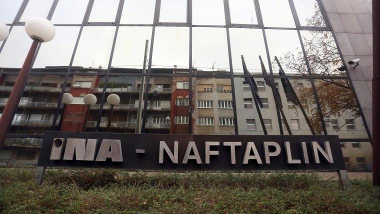 Sede de INA (Foto: Borna Filic/PIXSELL)
