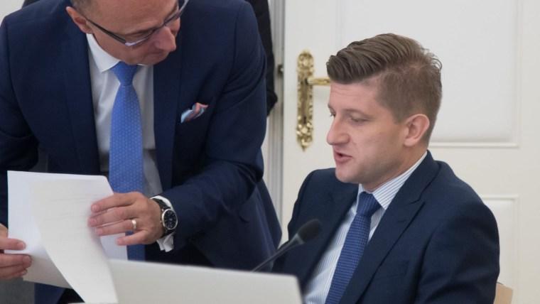 Stellvertretender Premierminister und Finanzminister Zdravko Maric (Foto: Davor Puklavec / PIXSELL)