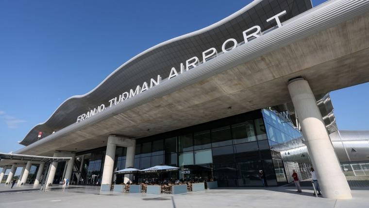 Zagreb's Franjo Tuđman International Airport (Photo: Marin Tironi/PIXSELL)