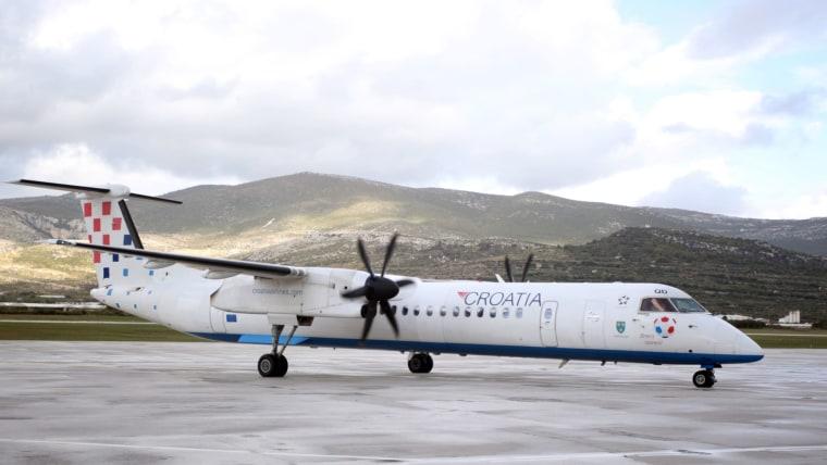 Croatia Airlines (Foto: Miranda Cikotic/PIXSELL))