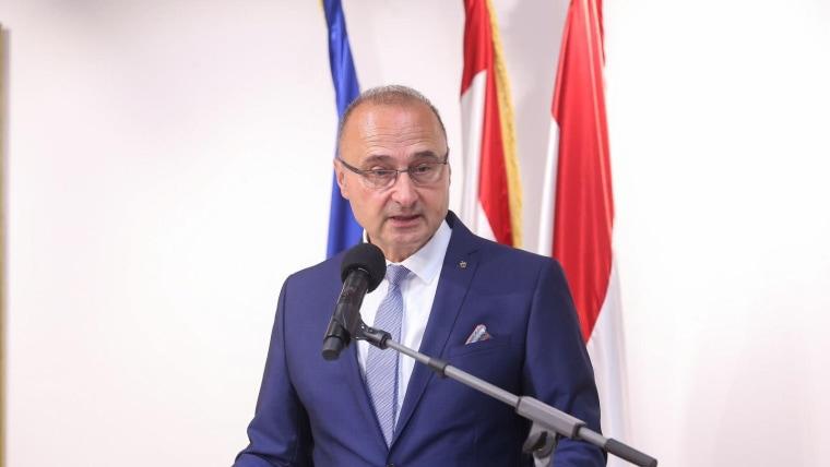 Dr. Gordan Grlić Radman (Foto: Luka Stanzl/PIXSELL)
