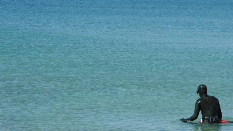 Qualität des Meerwassers in der Gespanschaft Šibenik-Knin - ausgezeichnet (Foto: Illustration - Hrvoje Jelavic / PIXSELL)