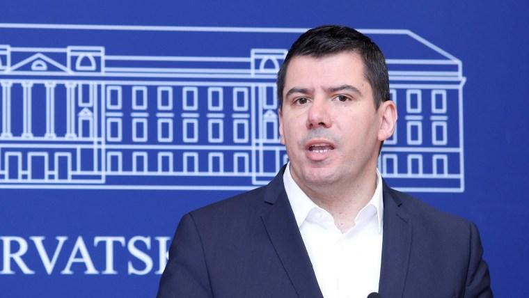 MOST MP Nikola Grmoja (Photo: Patrik Macek/PIXSELL)