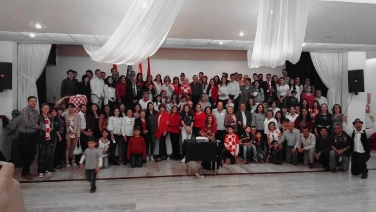 Comunidad Croata en La Paz (Foto: screenshot)