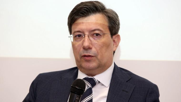 State Secretary at the Construction and Spatial Planning Ministry Željko Uhlir (Photo: Miranda Cikotic/PIXSELL)